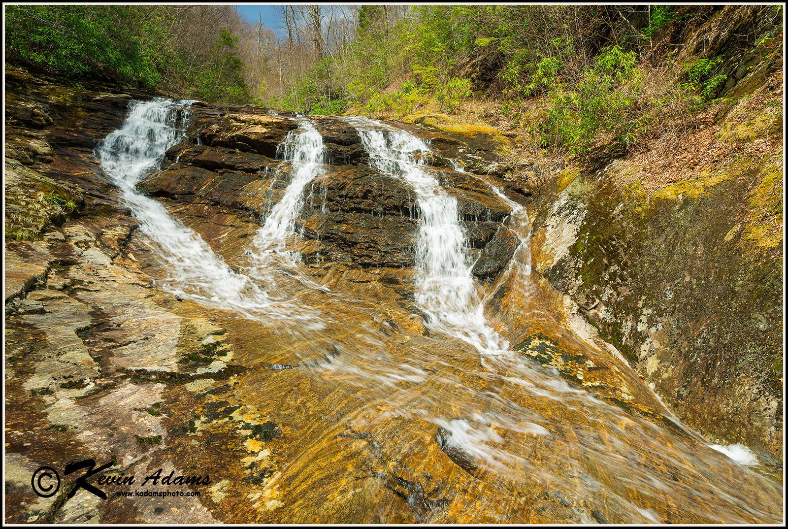 Anaconda Falls
