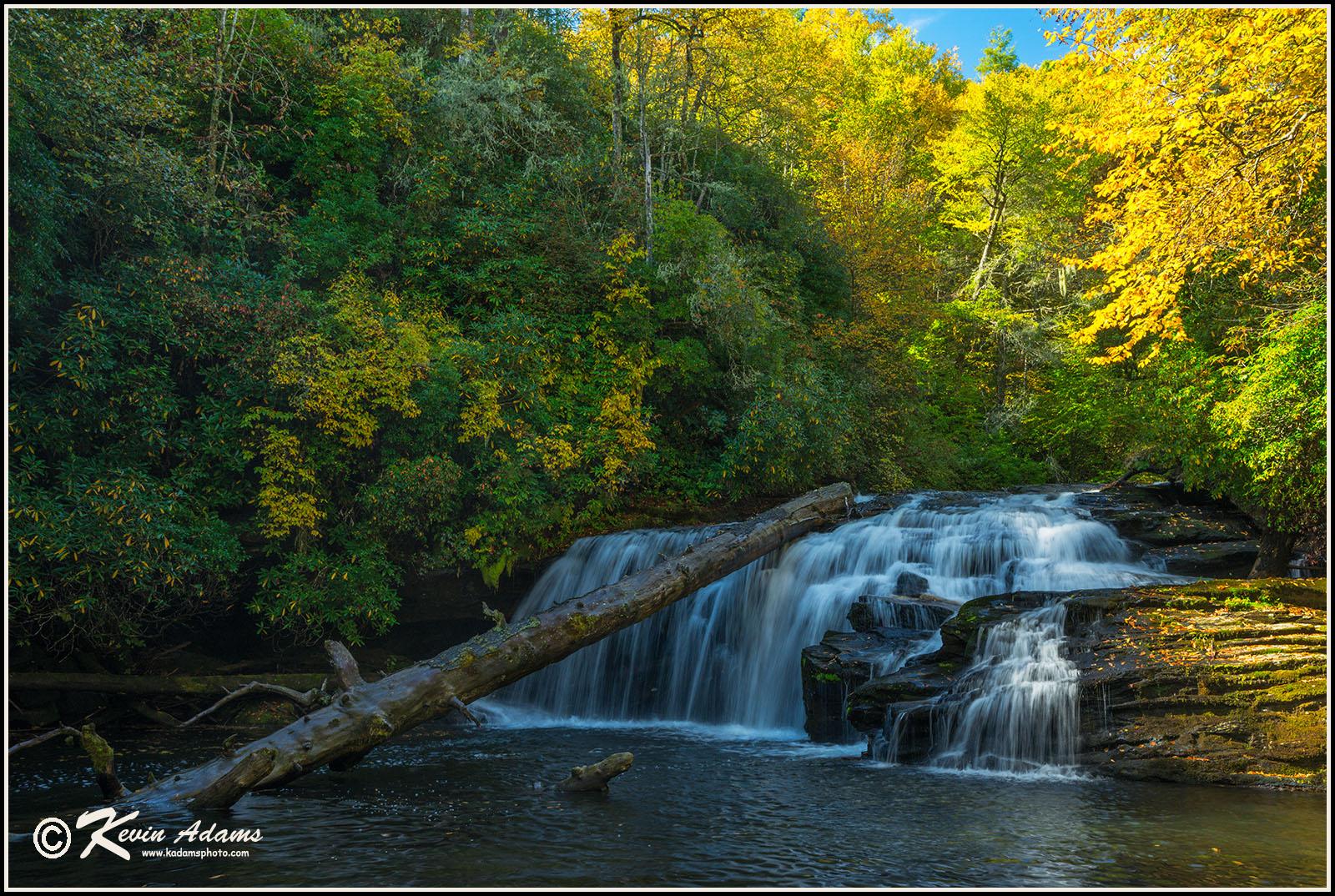 Big Ledge Falls