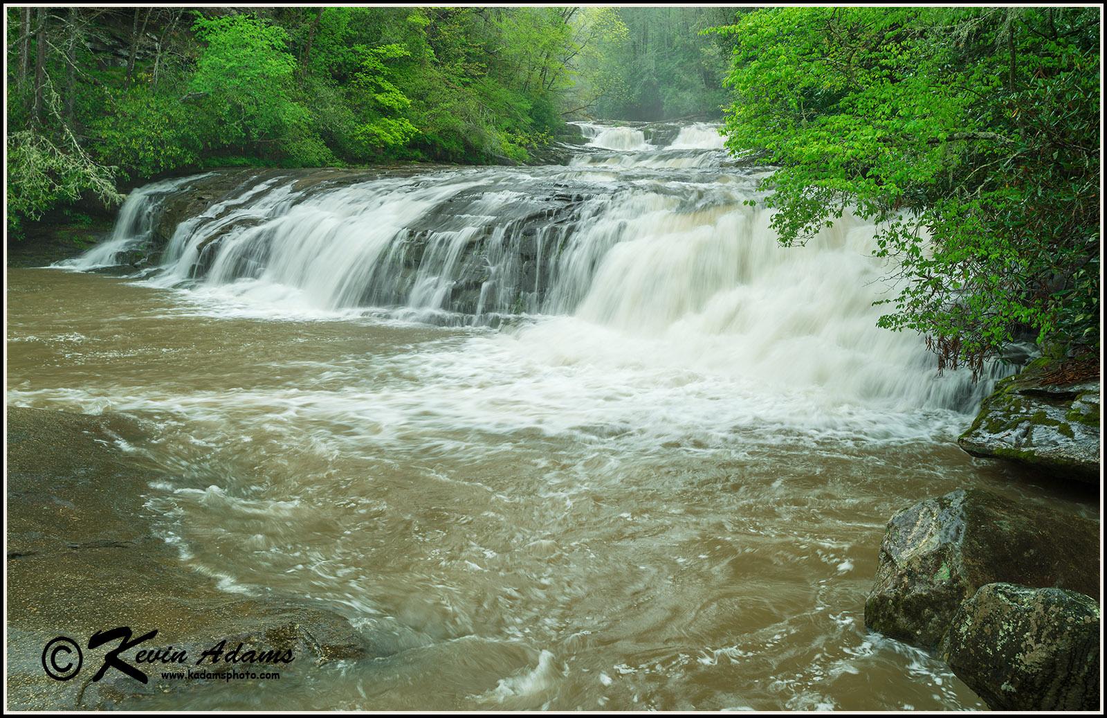 Broad River Falls