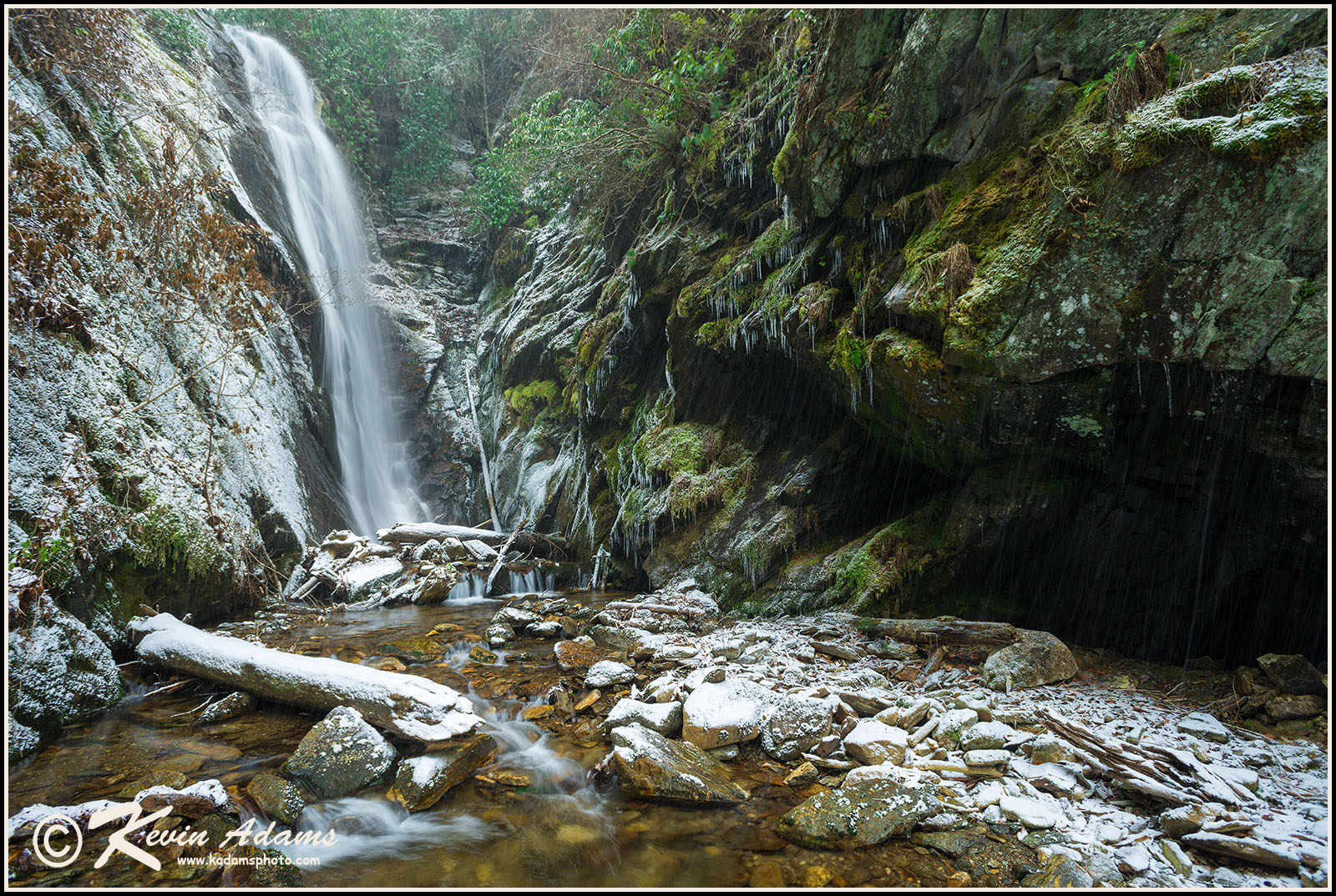 Campbell Creek Falls