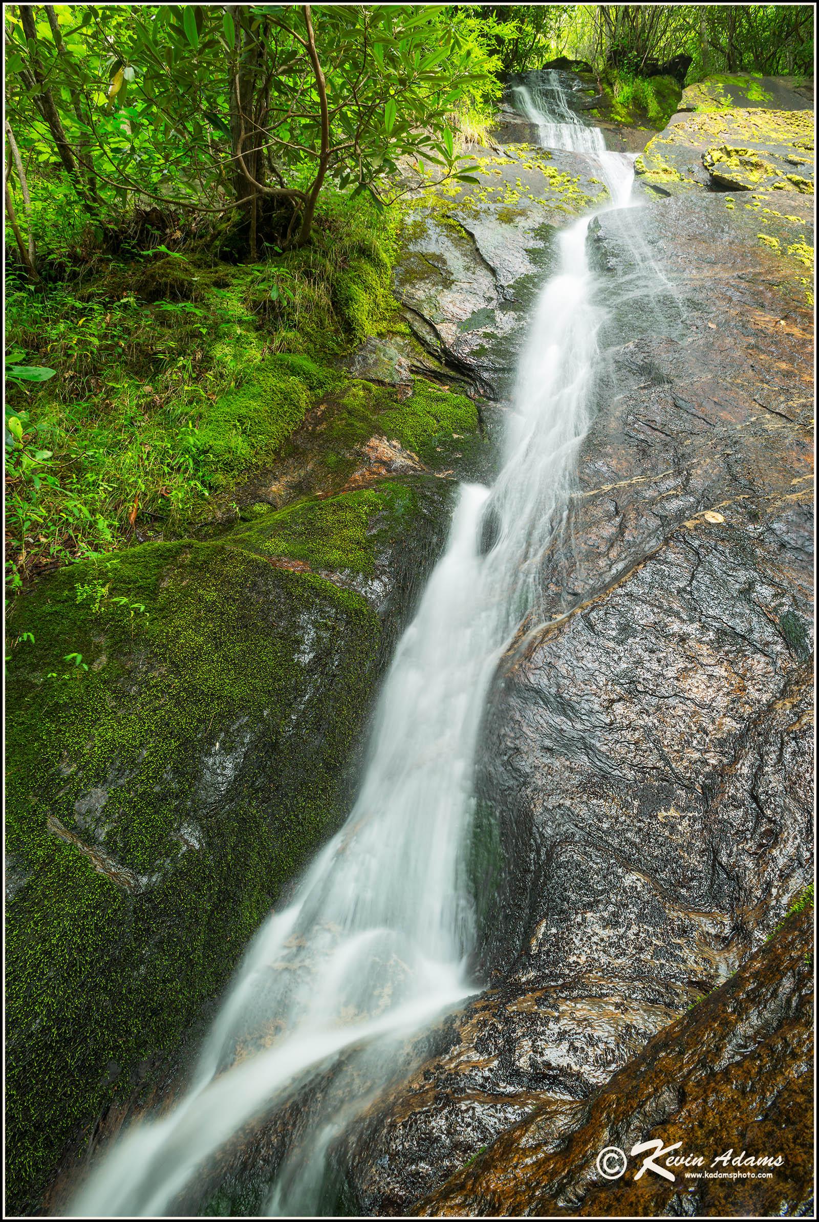 Handpole Branch Falls