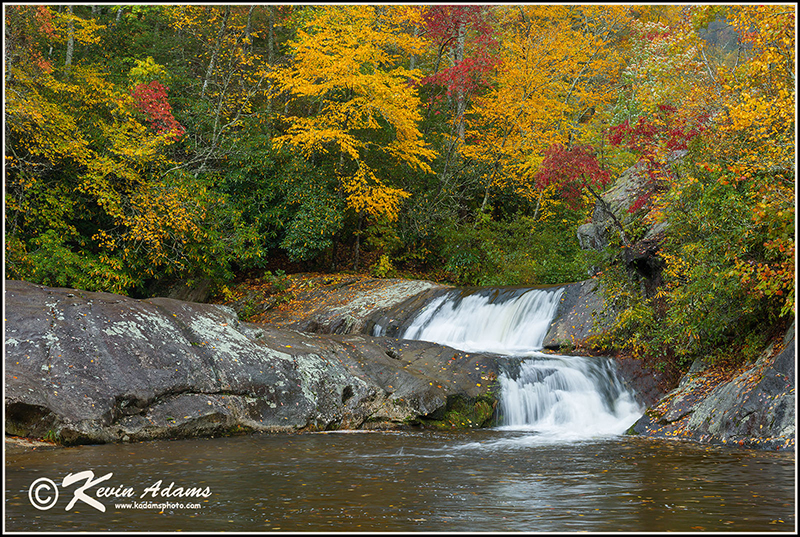 Top 11 list best waterfalls to photograph in autumn for Nc hunt and fish