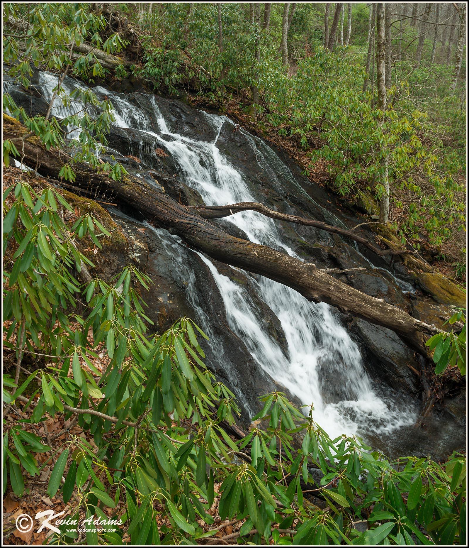 Hurricane Creek Falls