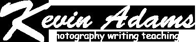 Kevin Adams Photography Logo