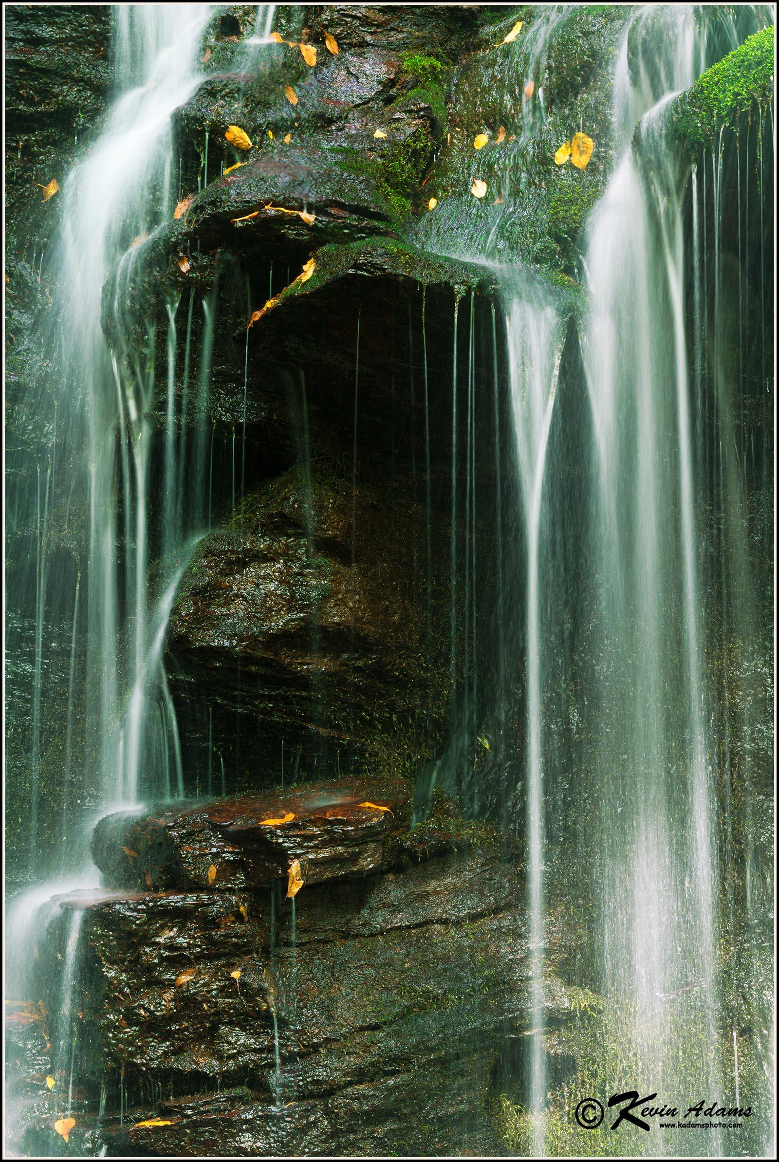 Upper Avery Creek Falls