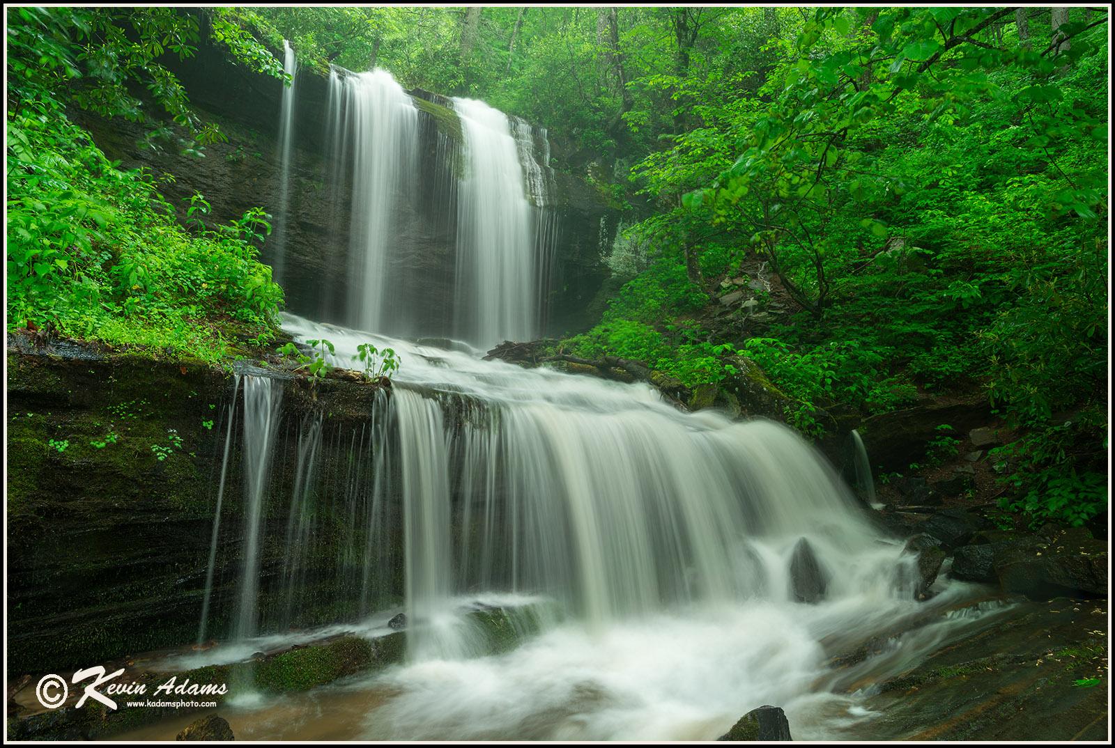 Grassy Creek Falls