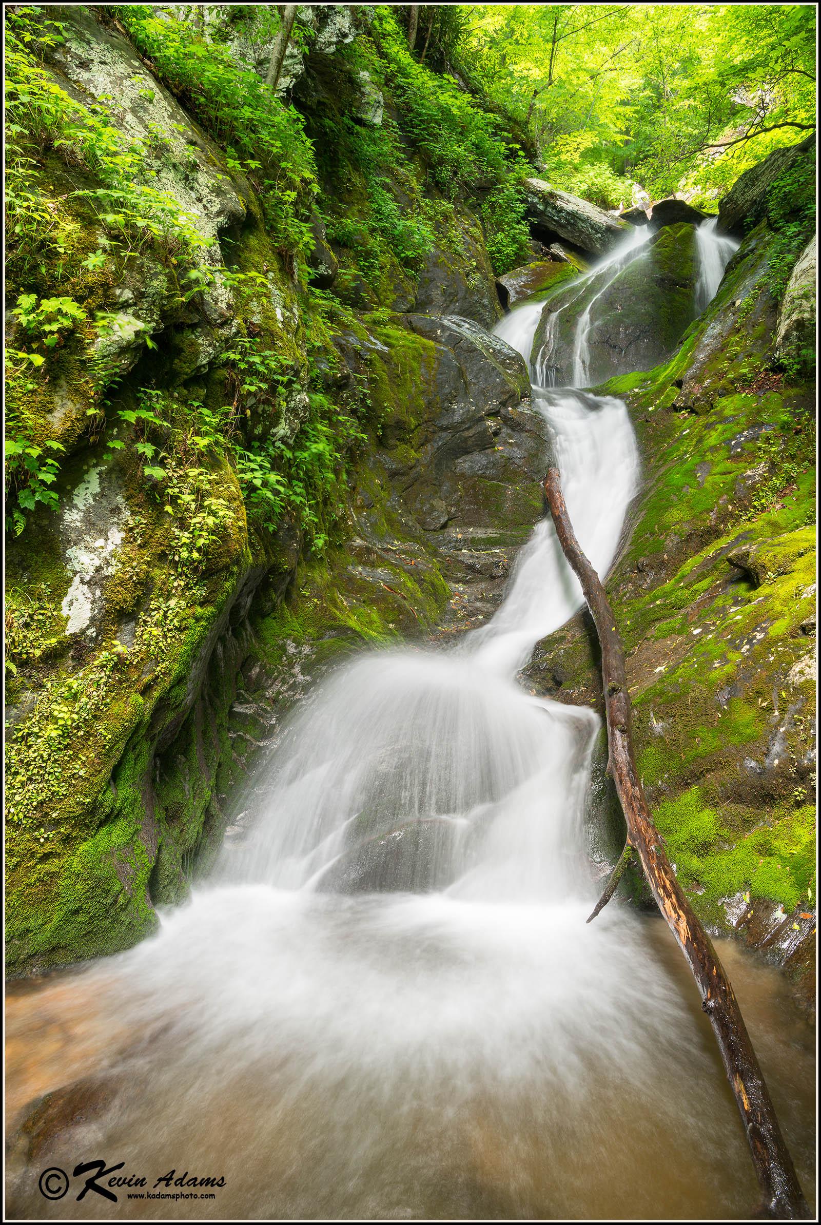 Ledbetter Canyon Falls