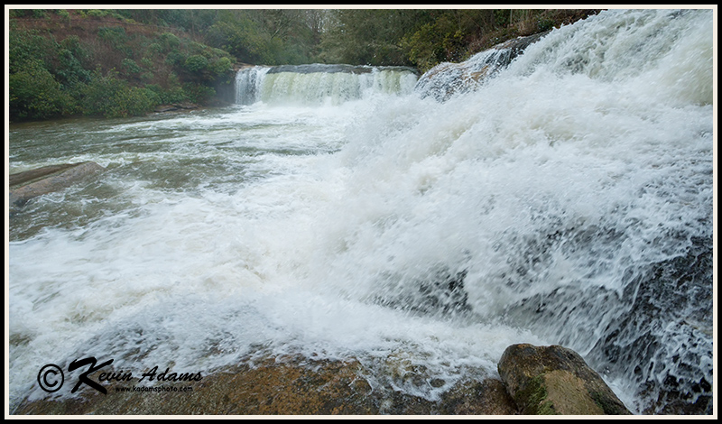 (French Broad Falls)