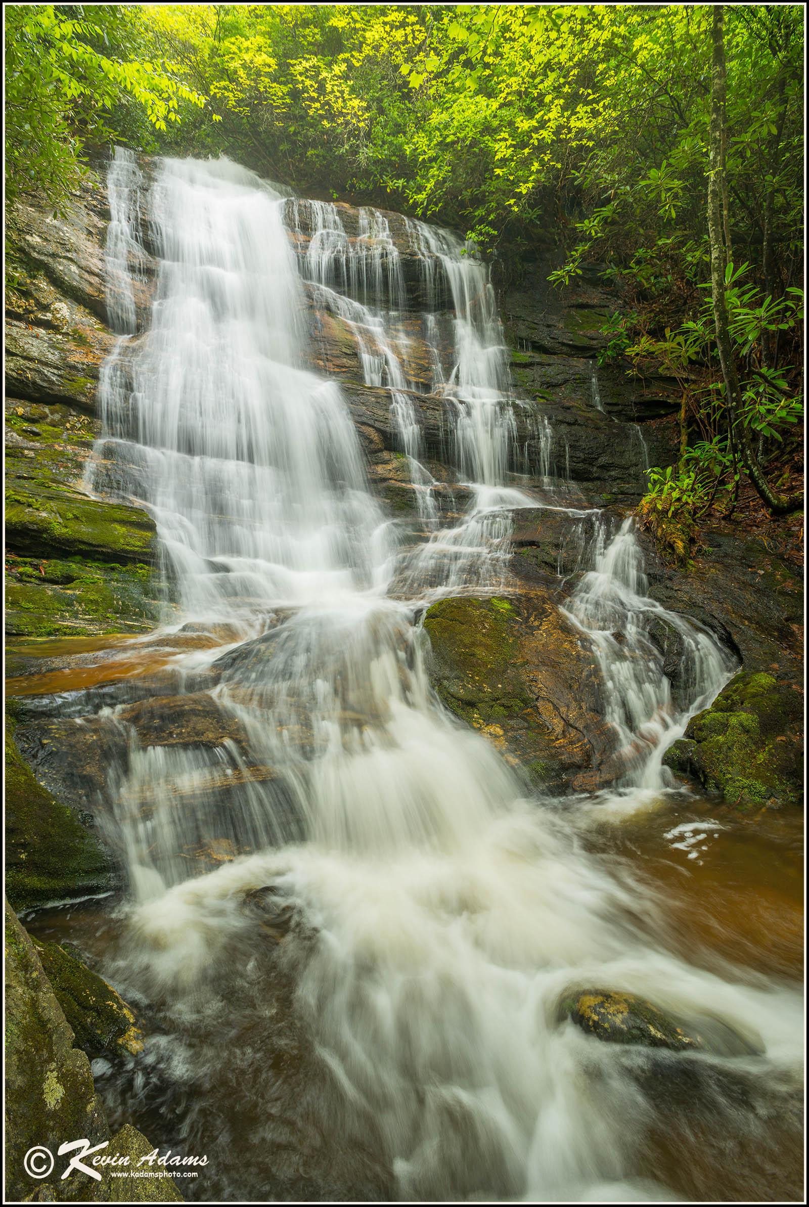 Ranger Falls on Skitty Creek