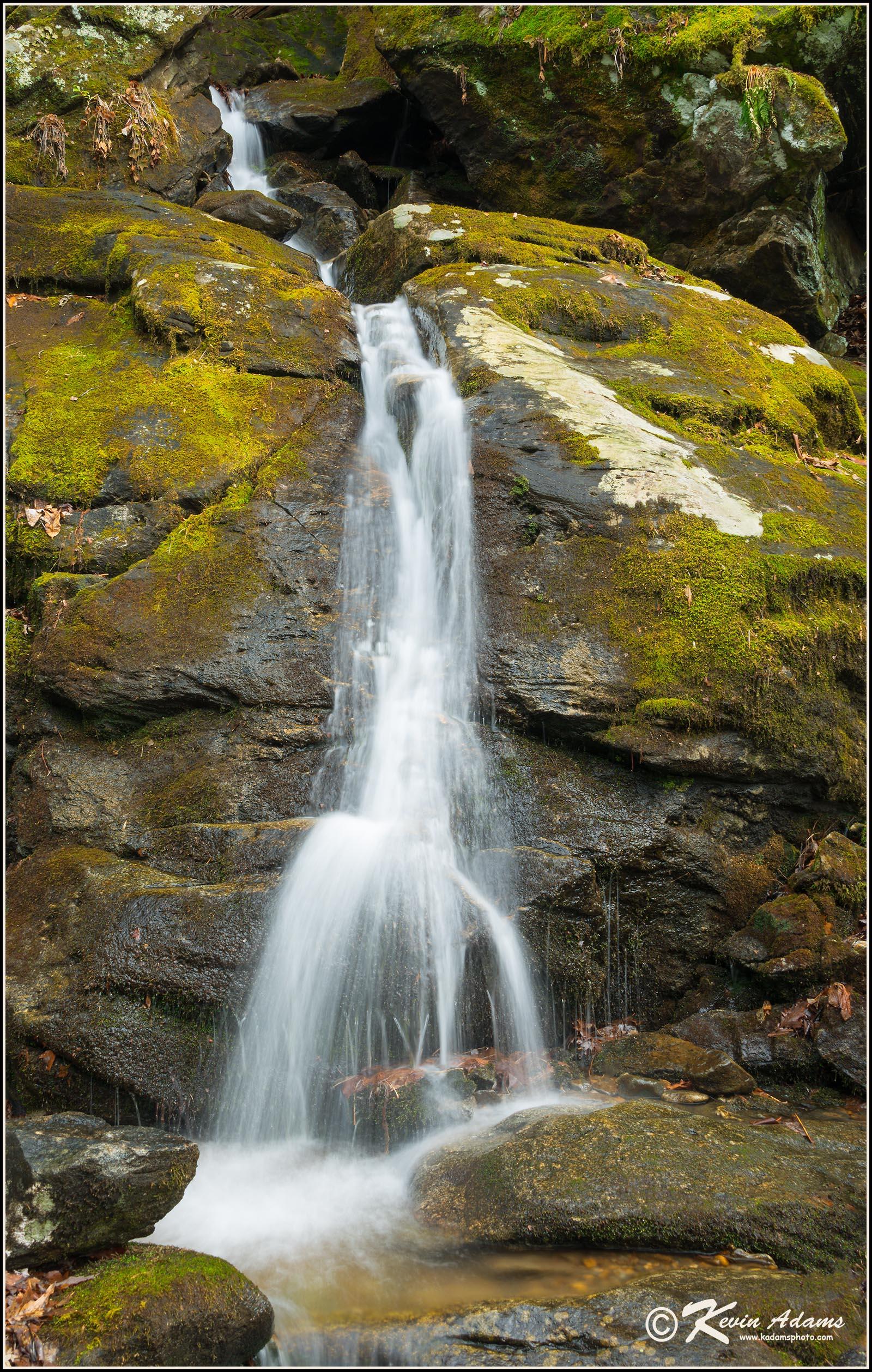 Sassafras Ridge Falls