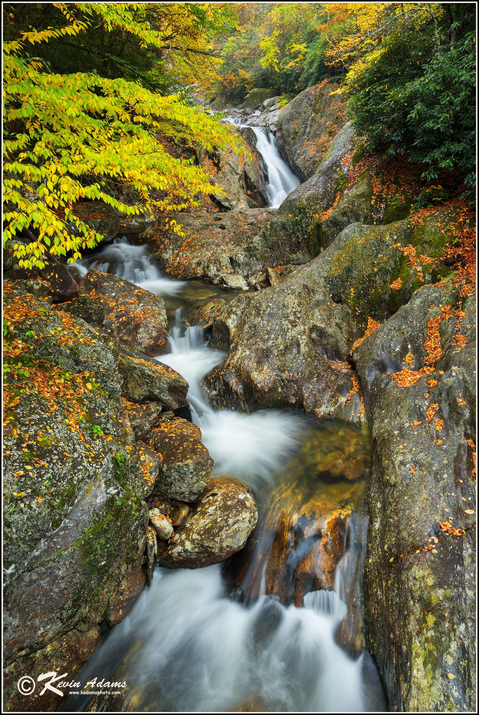 Sunburst Falls