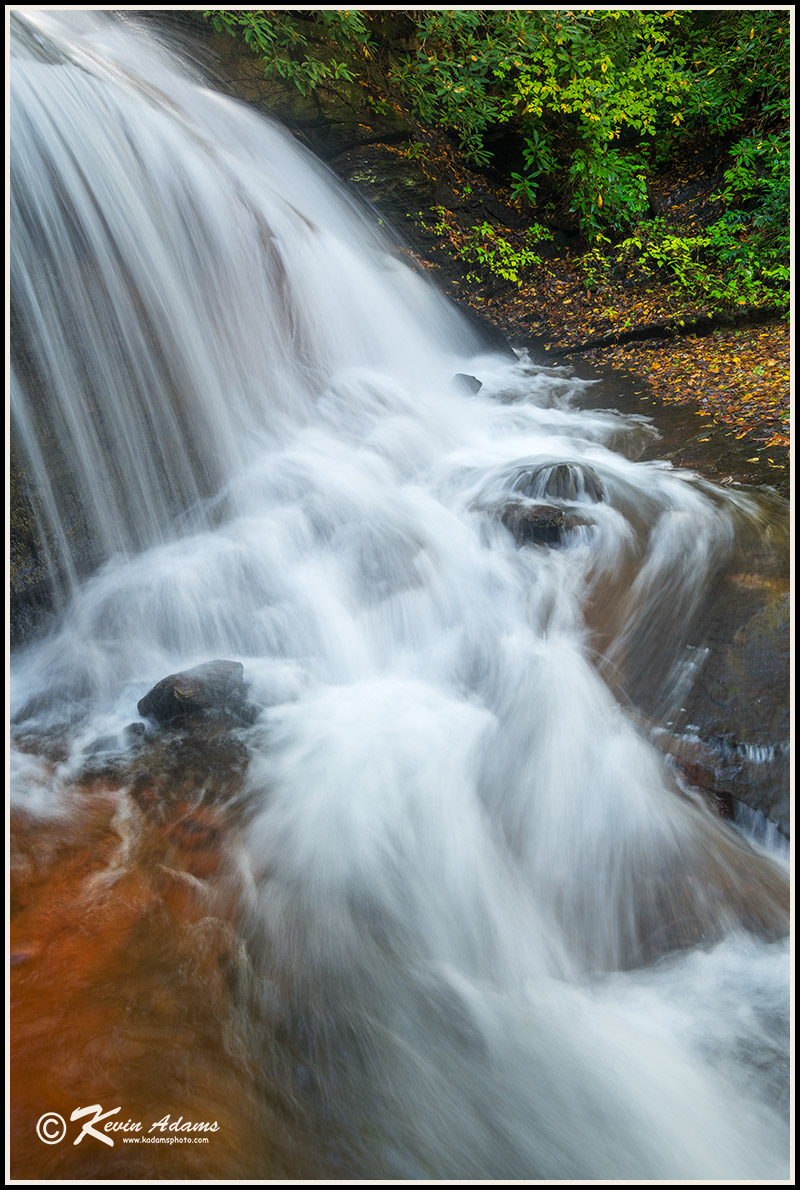 Upper Batson Creek Falls
