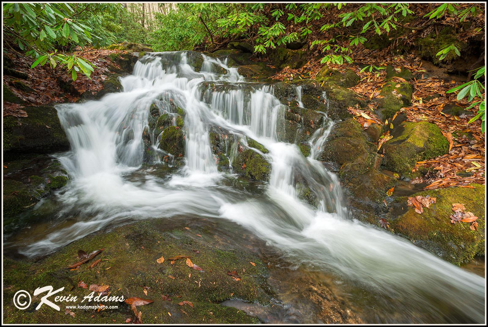 Upper Bear Creek Falls