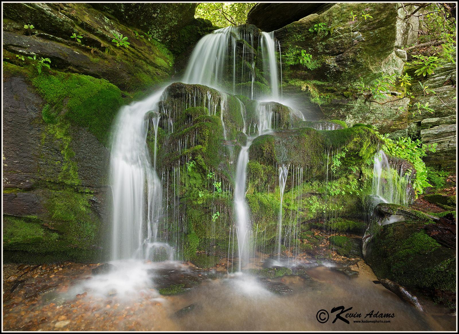Upper English Falls